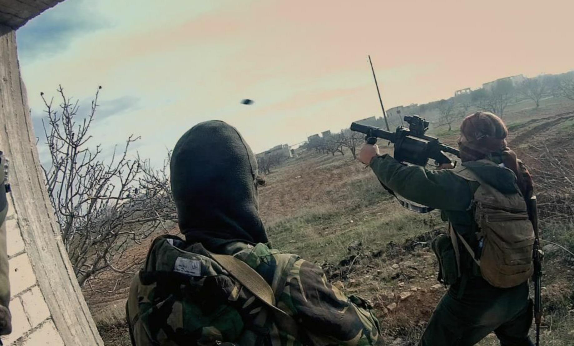 Muhaliflerden rejime ani saldırı: En az 25 ölü