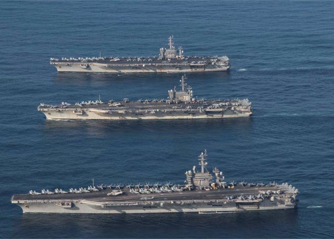 ABD'nin yeni ulusal savunma stratejisi: 'Büyük güçlerle rekabet'