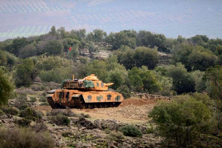 NATO Türkiye'nin 'savunma hakkı'na vurgu yaptı
