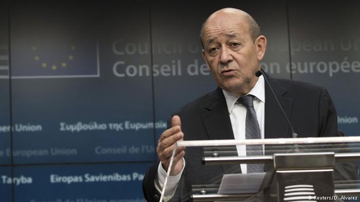 Fransa'dan Afrin operasyonu için 'ateşkes' çağrısı