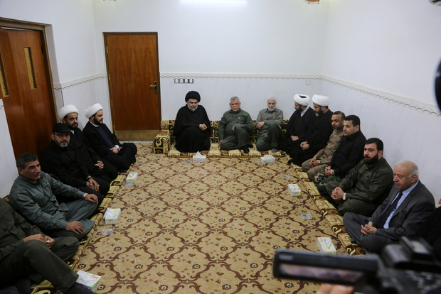 Iraklı Şii liderler 'ihtilafları sona erdirmek için' buluştu