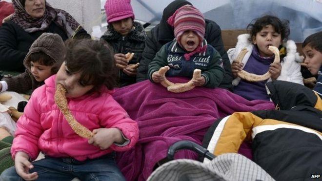 Mülteci çocuklar için diş yaşı testi istediler
