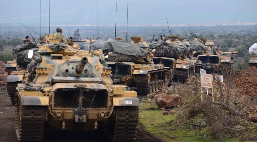 Türkiye'deki Ermeni ve Yahudi cemaatlerinden Afrin operasyonuna destek