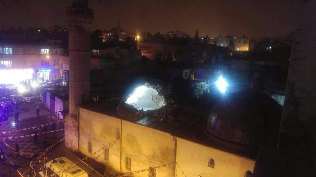 PKK'dan Kilis'teki camiye roketli saldırı: 2 ölü