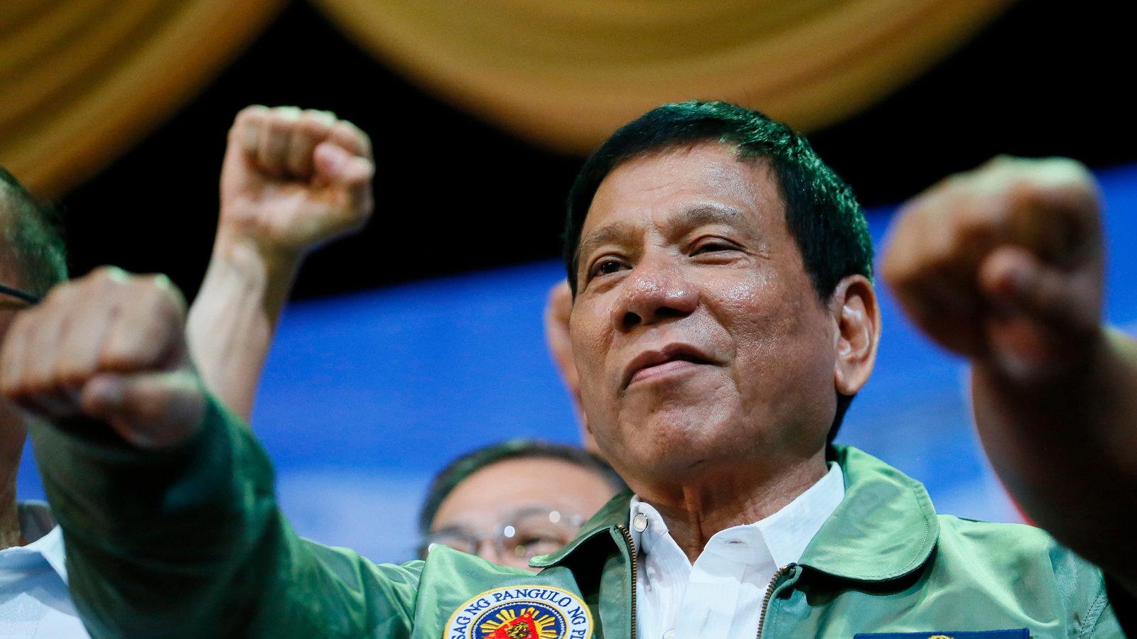 Filipinler Devlet Başkanı: ABD'ye 'bye bye' demenin zamanı geldi