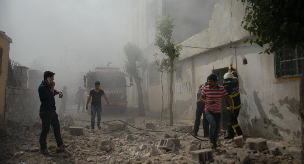 PKK tarafından Hatay'a 3 roket atıldı