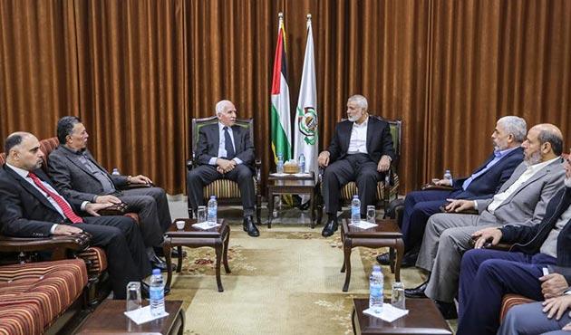 Hamas'tan 'ulusal uzlaşıda kararlılık' mesajı