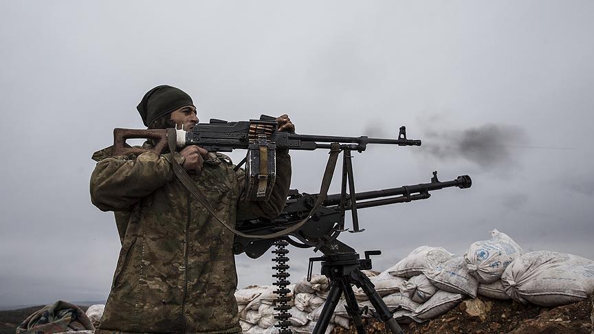 PKK'nın Halep'teki sızma girişimi engellendi