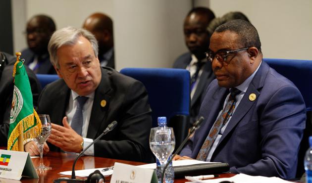 Guterres'ten Güney Sudanlı siyasilere ağır eleştiri: Sizin gibisini görmedim!