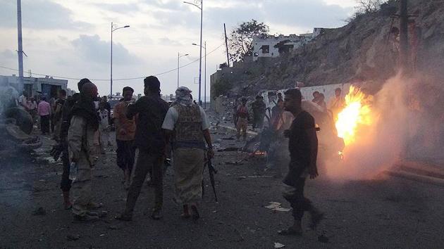 Yemen'de hükümete bağlı milisler ile Husiler çatıştı: 26 ölü