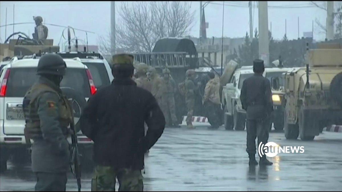 IŞİD'den Kabil'de askeri okula saldırı : 2 öldü