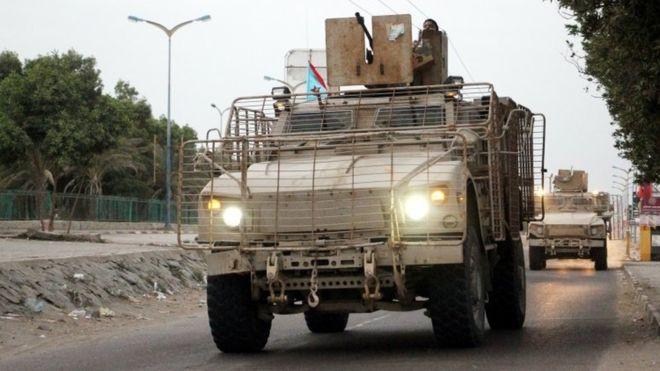 Yemen'de geçici hükümete 'BAE destekli' darbe girişimi