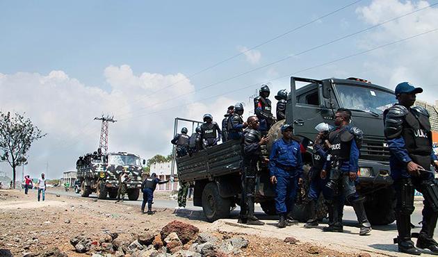 Kongo'da BM askeri öldürüldü