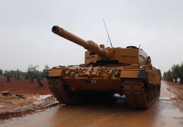 Almanya Yeşiller Partisi: Türkiye'ye silah ihracatı durdurulsun