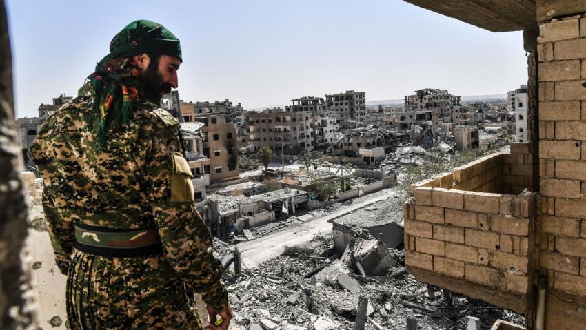 Rusya: YPG de Soçi Zirvesi'ne davet edildi