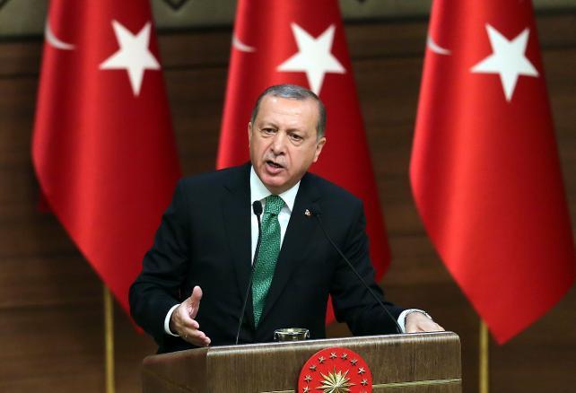 Cumhurbaşkanı Erdoğan: ÖSO, Kuvayi Milliye gibi bir oluşum