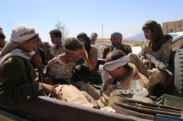 Yemen'de hükümet ile BAE destekli güçler arasında esir takası