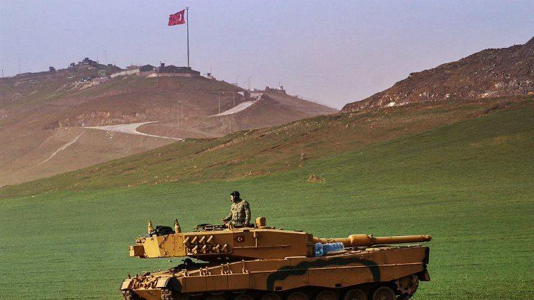 Zeytin Dalı Harekatı ve Suriye'de değişen güç dengeleri