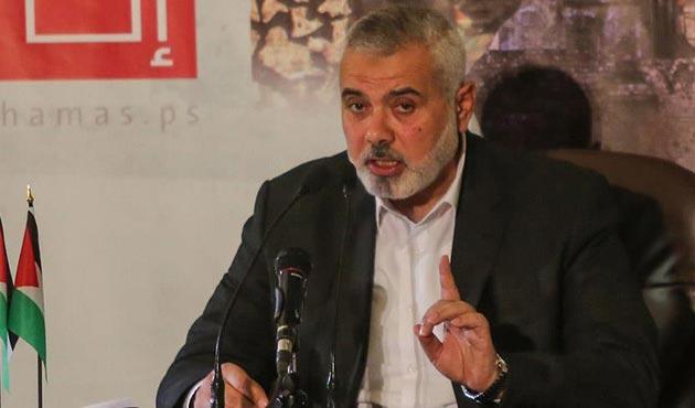 ABD, Hamas lideri Heniyye'yi 'küresel teröristler' listesine aldı