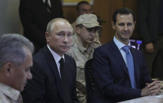 """""""Suriye, Rusya için 'ikinci Afganistan olabilir"""" korkusu"""
