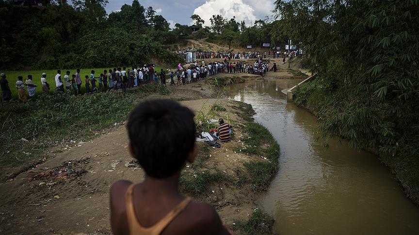 Myanmar lideri Su Çi'nin evine molotof kokteylli saldırı