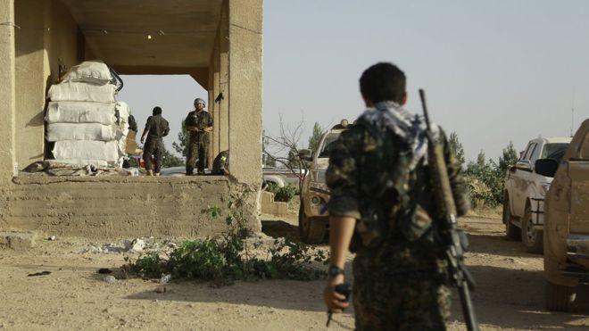 PKK'lı komutan: ABD'ye güveniyoruz, bize söz verdiler