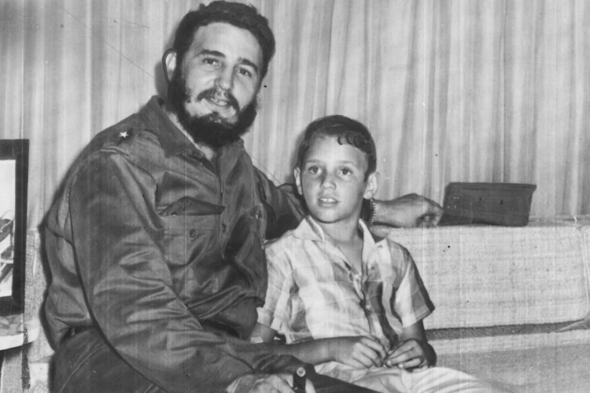 Fidel Castronun biyografisi. Küba liderinin yolu