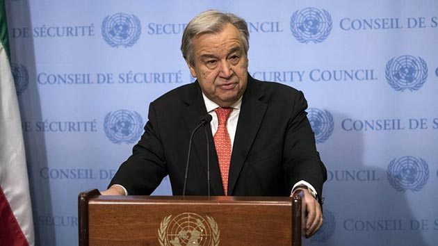 BM: Suriye'ye iki aydır insani yardım ulaştırılamıyor