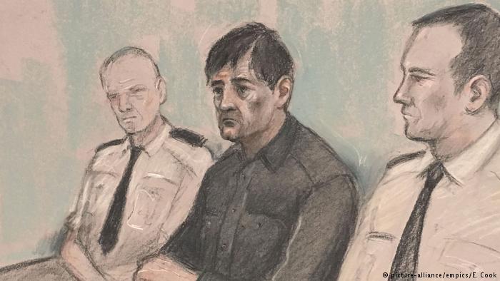 Londra'daki cami saldırganına 43 yıl hapis