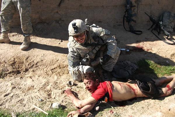 'ABD ve Kabil hükümeti güçleri 30 sivili infaz etti'