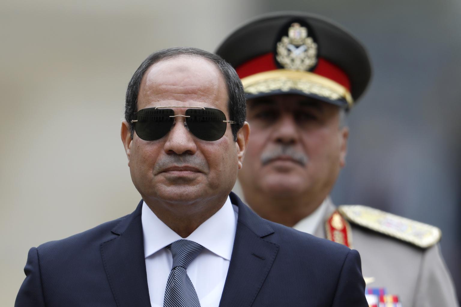 Mısır'da 'seçim yarışı' : Sisi, Sisi'ye karşı