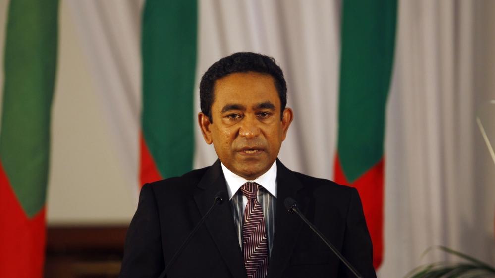 Maldivler'de 'darbe' krizi