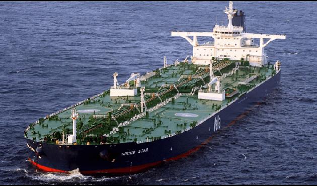 Hindistan'a ait petrol tankeri kayboldu