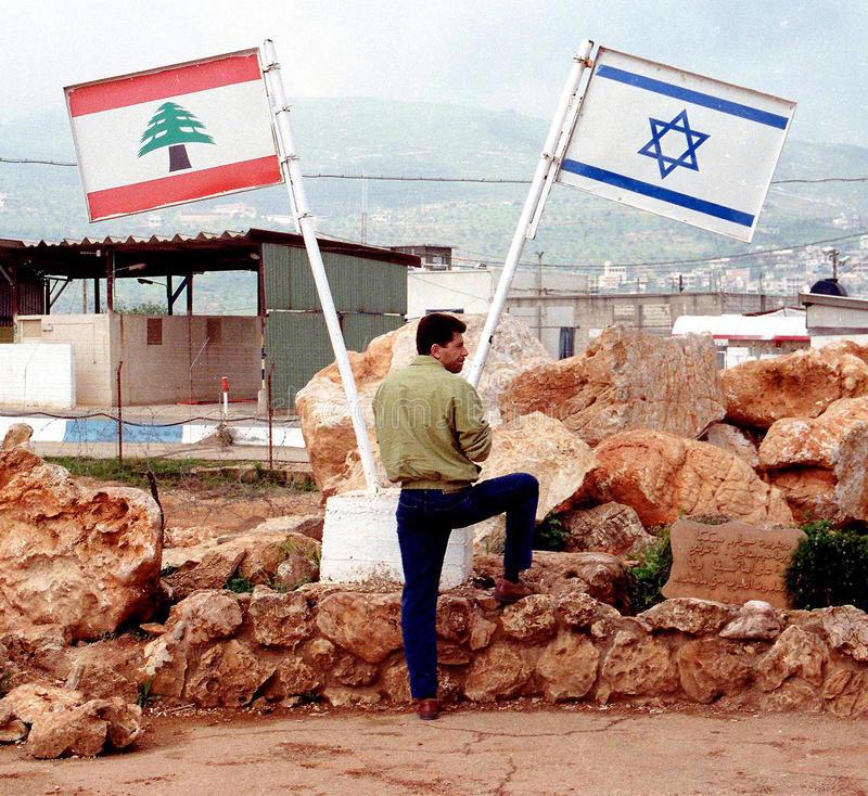 Lübnan'dan İsrail'in duvar inşaatına sert tepki: Bu egemenlik ihlalidir