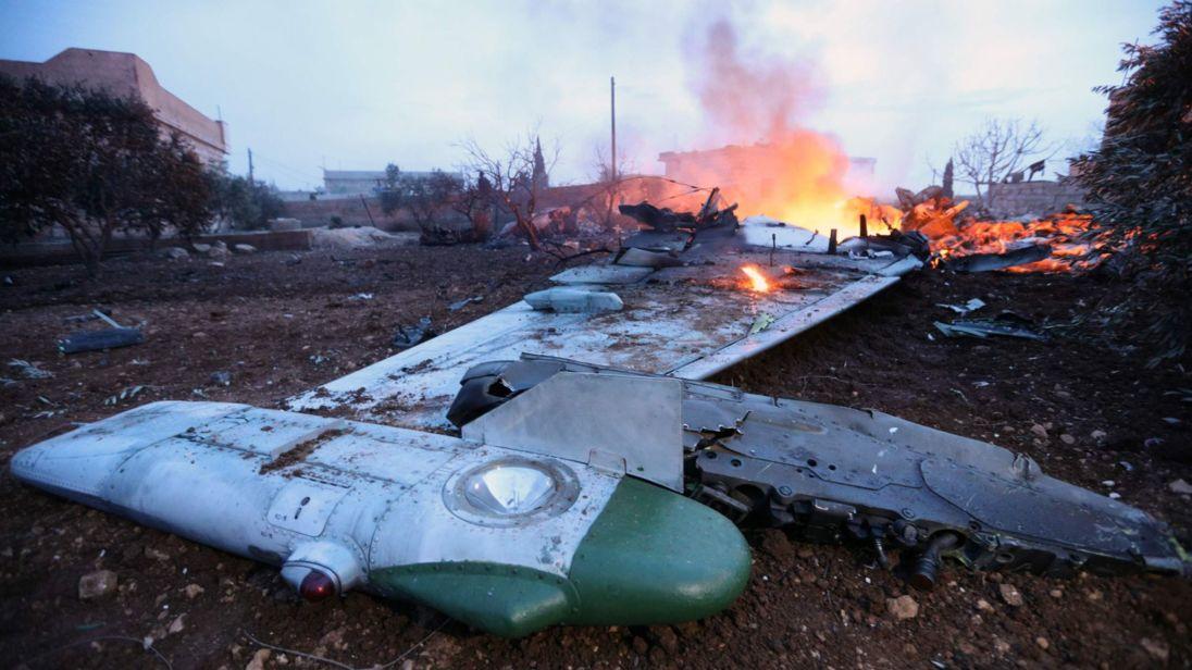 HTŞ: Pilotun cesedini karşılıksız olarak işgalcilere teslim ettiler