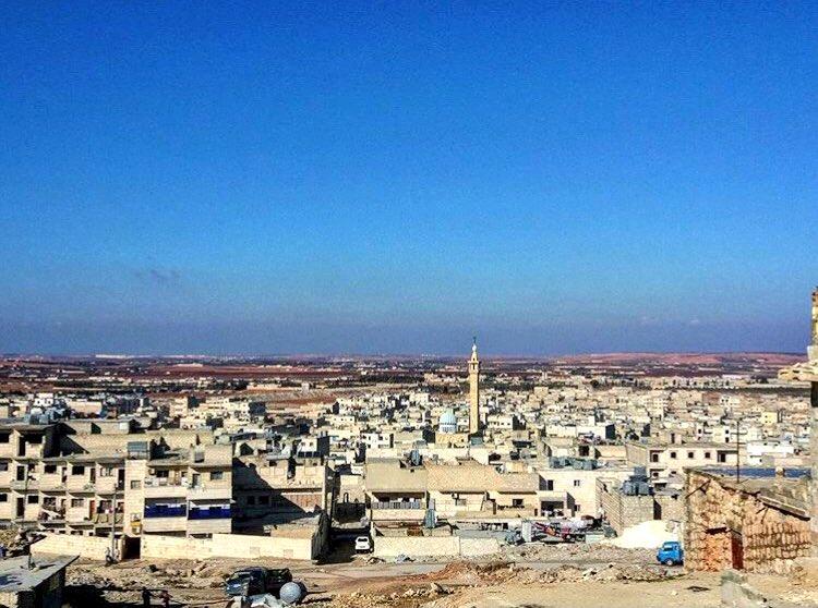 Sığınmacılar Türkiye korumasındaki El Bab'ı tercih ediyor