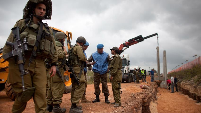 Duvar krizi tırmanıyor: Lübnan ordusundan İsrail'i engelleme sinyali