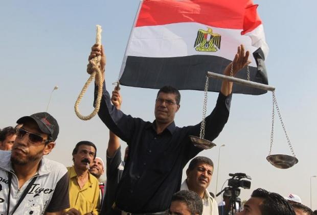 Avrupa'dan Mısır'a insan hakları kınaması: İdamları durdurun