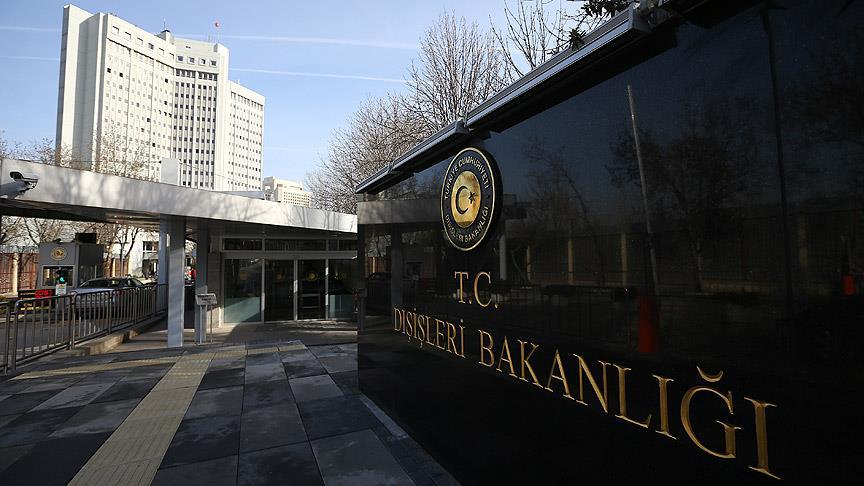 Dışişleri tepkili: Avrupa Parlamentosu'ndan Türkiye'ye insan hakları kınaması
