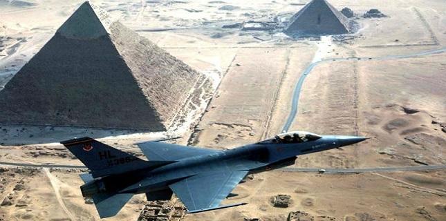 İşbirliğinde yeni boyut: İsrail Mısır'da hava saldırıları düzenliyor