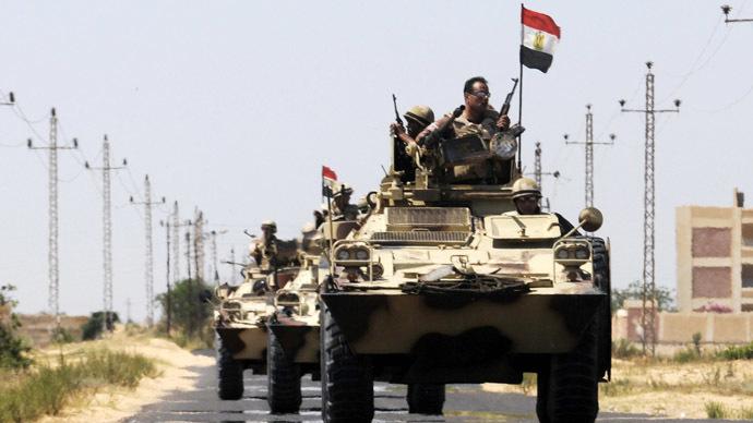 Mısır'da ülke genelinde 'büyük terör operasyonu' ilan edildi