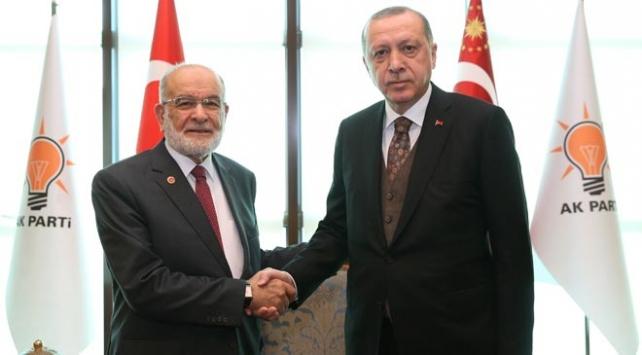 """""""Birlik içinde olmamız gerek"""": AK Parti-Saadet Partisi ittifakına doğru mu?"""