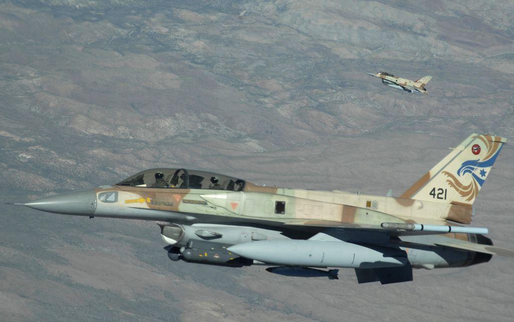 Suriye sınırında İsrail savaş uçağı düşürüldü, tansiyon yüksek