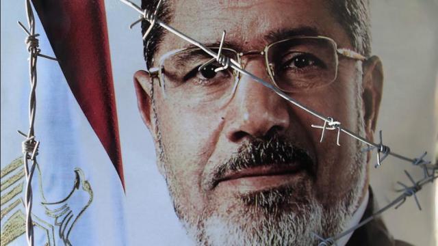 Mursi'ye 'Sayın Cumhurbaşkanı' diyen gazeteciye soruşturma