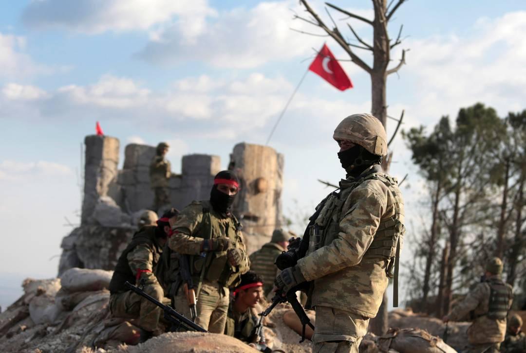 Zeytin Dalı Harekatı'nda 22. günde TSK açıklaması: '11 şehit, 11 yaralı'