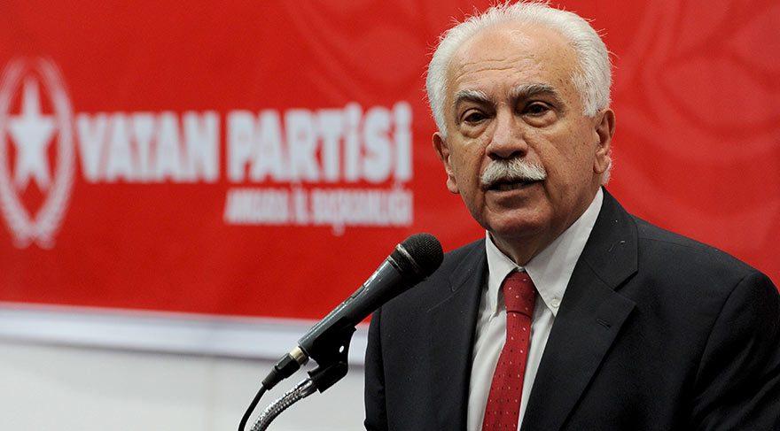 Doğu Perinçek: Yakında ABD onları satacak, PKK silah bırakacak