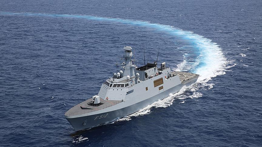Türk donanmasının Aden Körfezi'nde görev süresi uzadı