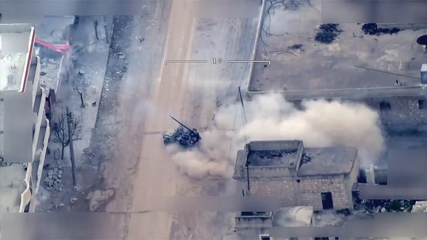 PKK'ya İran'dan askeri destek: Safir araçları görüntülendi