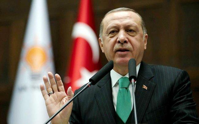 Erdoğan'dan ABD'ye: Ömürlerinde hiç Osmanlı tokadı yememişler