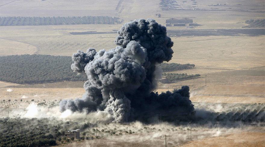 Türk topçuları IŞİD'e karşı Peşmerge'ye destek verdi